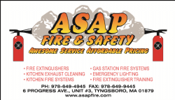ASAP Fire and Safety